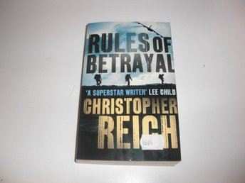 Rules of betrayal - Christopher Reich - Pocket