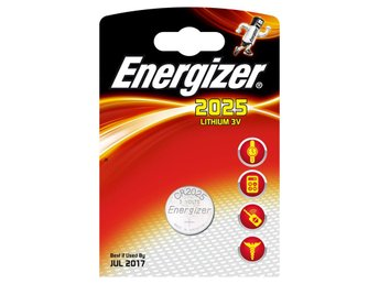 ENERGIZER Batteri CR2025