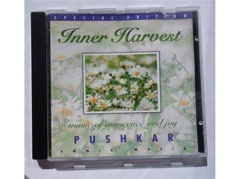 CD Inner Harvest Pushkar Inre harmoni New age avslappning lungnande musik - Bromma - CD Inner Harvest Pushkar Inre harmoni New age avslappning lungnande musik - Bromma