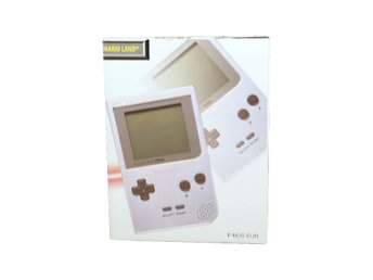 Reklamblad Gameboy (EUR)