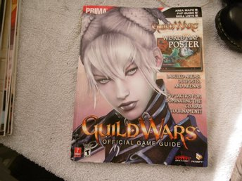 Guild Wars official game guide