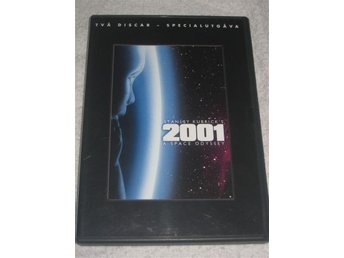 2001 A SPACE ODYSSEY (SWEDISH TEXT) 2 DISC SPECIAL EDITION - Alingsås - 2001 A SPACE ODYSSEY (SWEDISH TEXT) 2 DISC SPECIAL EDITION - Alingsås