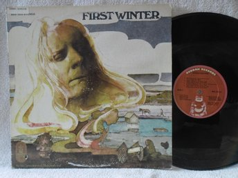 JOHNNY WINTER - FIRST WINTER - BDS 7513