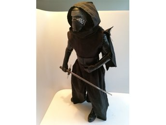 Star Wars: Episode VII The Force Awakens Kylo Ren Animatronic Interactice Figure