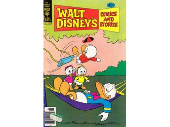 Walt Disneys Comics and Stories nr 465 (1979) / VG- / lässkick