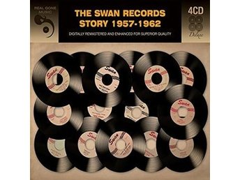 Swan Records Story 1957-62 (Rem) (4 CD)