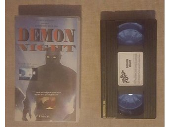 Demon Night (House of Horror)