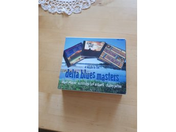 A SALUTE TO THE DELTA BLUES MATERS