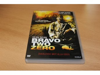 Dvd-film: Bravo two zero (Sean Bean)