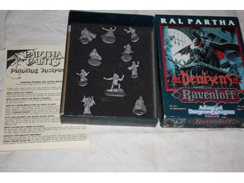 "Ral Partha Ravenloft ""Vampyrer """