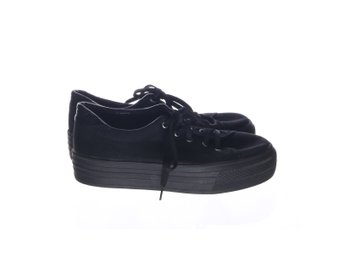 OFFICE London, Sneakers, Strl: 39, Svart