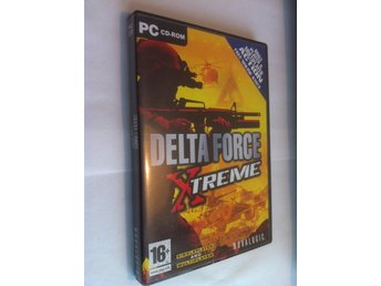PC: Delta Force Xtreme