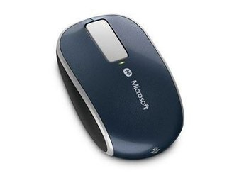 Microsoft Sculpt Touch mouse, optisk mus
