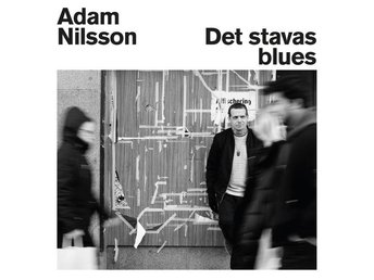 Nilsson Adam: Det stavas blues (Vinyl LP)