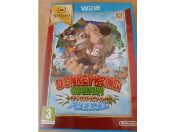 Donkey Kong country - Wii U