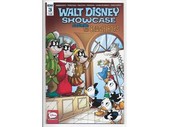 Walt Disney Showcase # 3 Cover A NM Ny Import