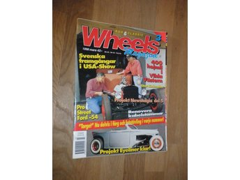 Wheels Magazine - Nr 3 - 1998