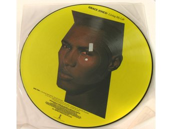Grace Jones – Living My Life /LP album / Picture Disc /NM