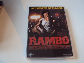 RAMBO - FIRST BLOOD - STALLONE (1197)