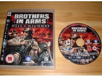 PS3: Brothers in Arms Hells Highway
