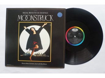 ** Dick Hyman ‎– Moonstruck - Original Motion Picture Soundtrack - Mångalen **