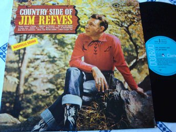 JIM REEVES - COUNTRY SIDE OF LP