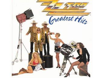 ZZ Top, Greatest hits (CD)