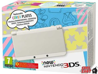 Nintendo New 3DS Vit SCN