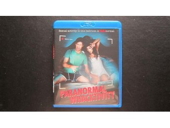 Blu-Ray Paranormal Whacktivity NYSKICK, SVENSK TEXT! - Täby - Blu-Ray Paranormal Whacktivity NYSKICK, SVENSK TEXT! - Täby