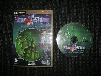 PC Star Shine Legacy Hemligheten på Pine Hill Häst spel! På Svenska! - Limhamn - PC Star Shine Legacy Hemligheten på Pine Hill Häst spel! På Svenska! - Limhamn