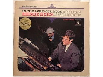 Henry Byrs: In The Aznavour Mood