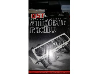 QST devoted entirely to  amateur  radio February, 1952  Beg.