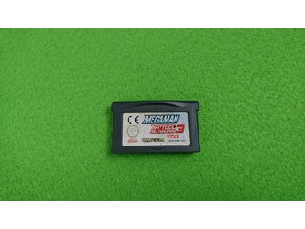 Megaman Battle Network 3 GBA Gameboy Advance