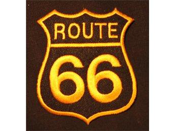 Tygmärke - Route 66 - PRESENT! - Sigtuna - Tygmärke - Route 66 - PRESENT! - Sigtuna