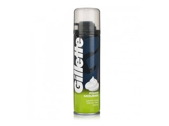 Gillette Shave Foam Lemon & Lime 200ml