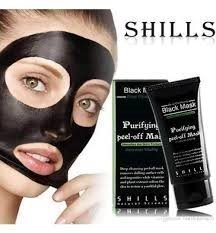 Black Mask 5- Pack