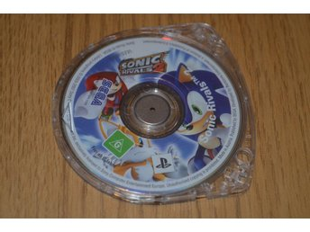 Sonic Rivals 2 - PlayStation Portable PSP