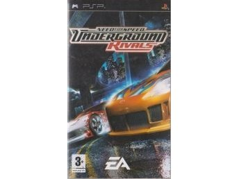 PSP - Need for Speed Underground Rivals (Beg)