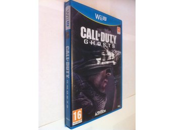 Wii U: Call of Duty: Ghosts
