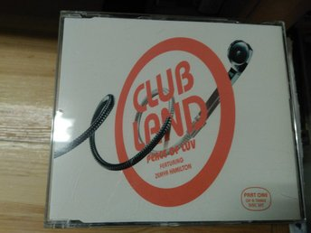 Clubland Featuring Zemya Hamilton - Peace Of Luv, CD