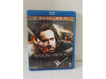 Season of The Witch   Blu ray