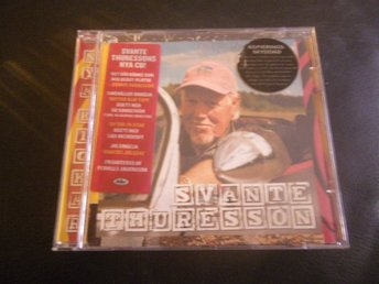 svante thuresson nya cd