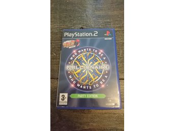 Who Wants To Be A Millionaire? Party Edition PS2