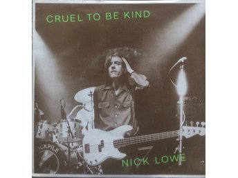 NICK LOWE CRUEL TO BE KIND/ENDLESS GREY RIBBON KLASSIKER!