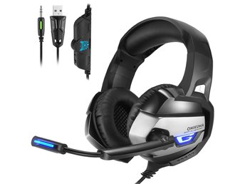 ONIKUMA K1 3.5mm Stereo gaming headset.. (332675044) ᐈ Prylar-se på ... 55530260fbdc2