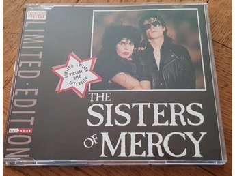 SISTERS OF MERCY - Interview Picture Disc