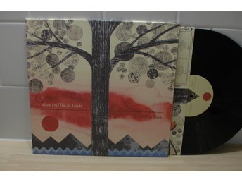 Mark Fry and The A Lords I Lived in Trees LP folk rock psych UK