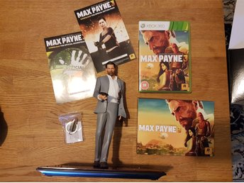 Max Payne 3 - Collector's Edition [Xbox 360]