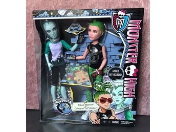 monster high dockor killar