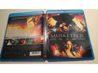 The Musketeer / Bluray